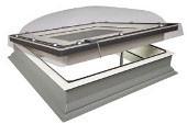 Окно для плоской крыши Fakro DEC-C P2 60х60 см
