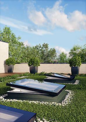 Окно для плоской крыши Fakro DXF DU6 100х150 см, фото 3