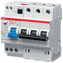 Дифференциальный автомат (дифавтомат) ABB DS203AC-C16/0,03, 2CSR253001R1164