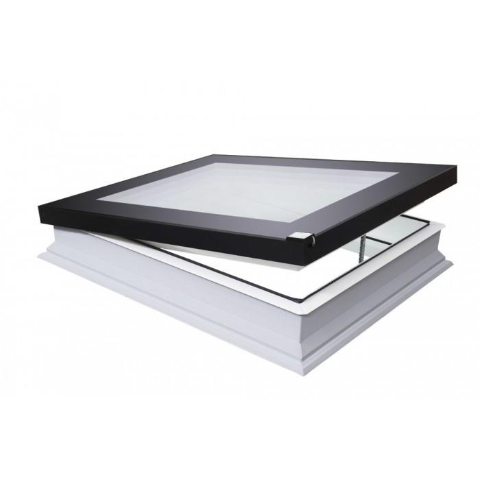 Окно для плоской крыши Fakro DEF DU6 80х80 см
