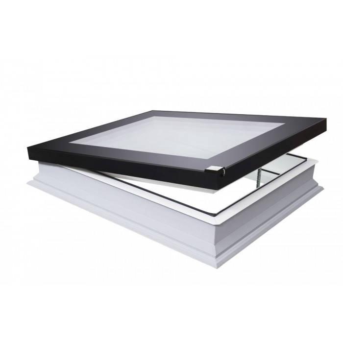 Окно для плоской крыши Fakro DEF DU6 80х80 см, фото 2