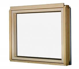 Мансардное Карнизное окно Fakro BXP L3 78х75 см