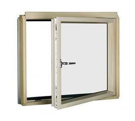Мансардное Карнизное окно Fakro BDR L3 (правое) 78х75 см