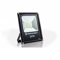 Прожектор EVRO LIGHT EV-20 1400Lm + ЛЭД лампы A-10Вт 2шт