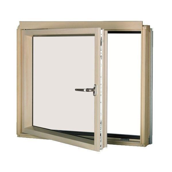 Мансардное Карнизное окно Fakro BDL L3 (левое) 78х95 см