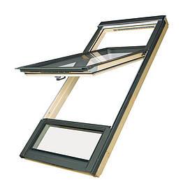 Мансардное окно Fakro FDY-V U3 Duet proSky 78х235 см