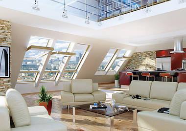 Мансардное окно Fakro FYP-V proSky 94х160 см, фото 3