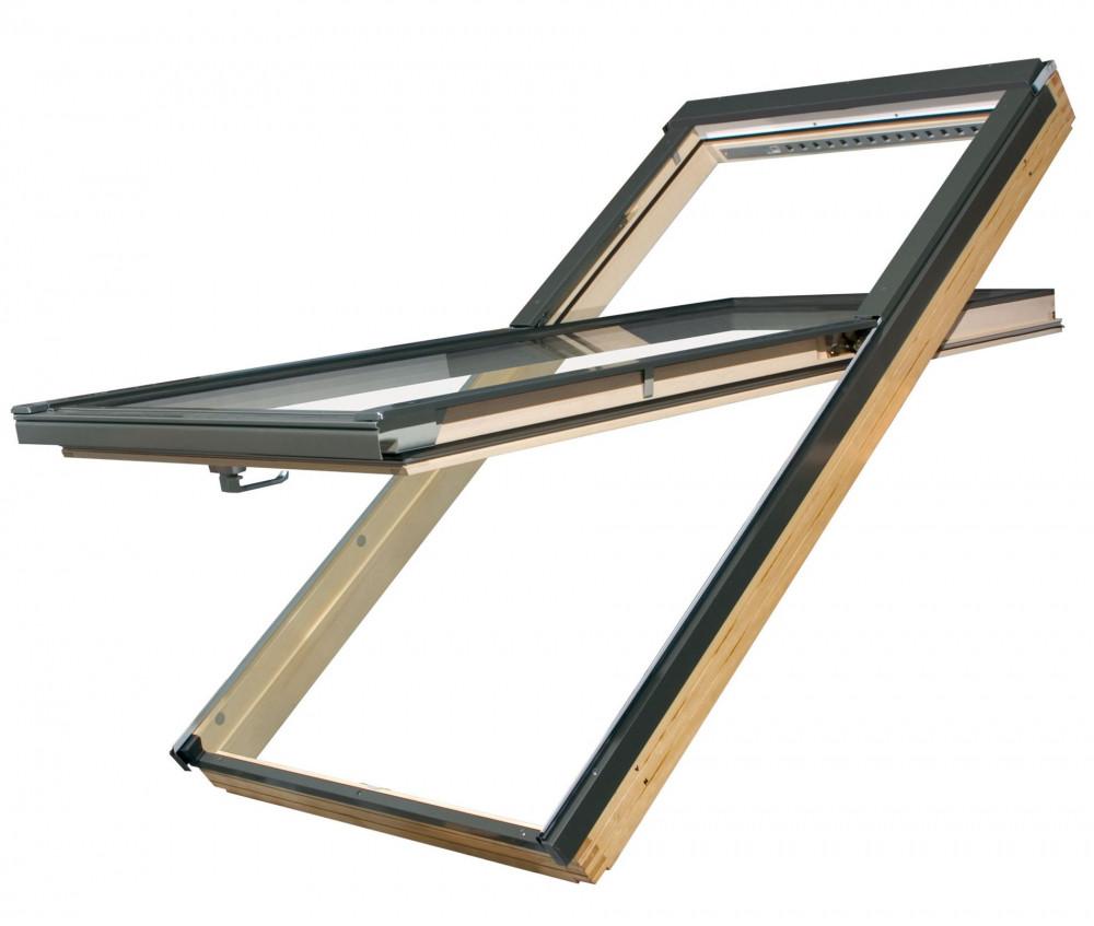Мансардное окно Fakro FYP-V proSky 94х140 см