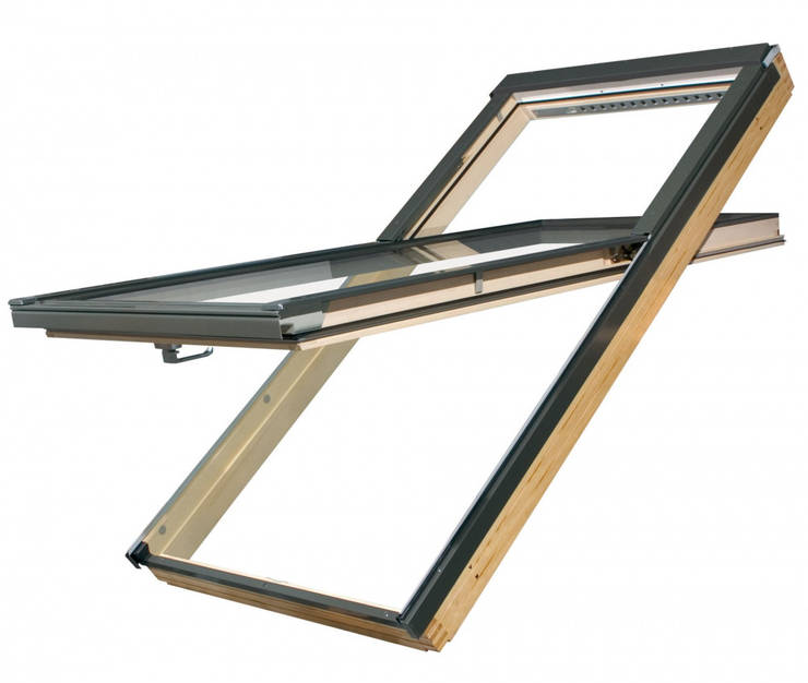 Мансардное окно Fakro FYP-V proSky 94х140 см, фото 2