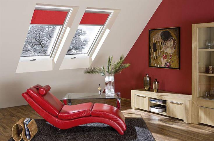 Мансардное окно Fakro FTT U8 Thermo 114х140 см, фото 2