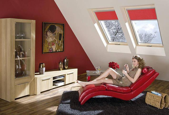 Мансардное окно Fakro FTT U8 Thermo 114х140 см, фото 3