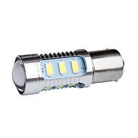 LED лампы DRL ДХО, задних фонарей P21W с линзой