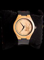 Деревянные наручные часы ручной работы WoodenWatch Nature