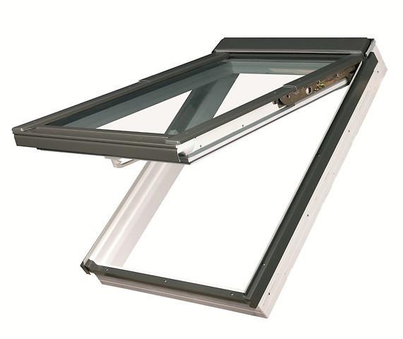 Мансардное окно FAKRO PPP-V U3 preSelect 114x118 см