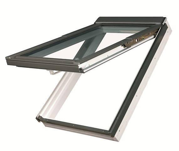 Мансардное окно FAKRO PPP-V U3 preSelect 78x118 см, фото 2