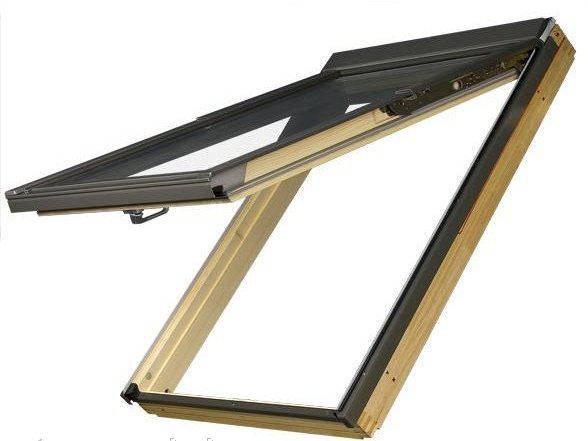 Мансардное окно Fakro FPP-V U3 preSelect 94x140 см, фото 2