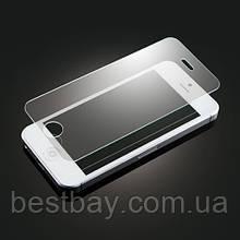 Стекло iPhone 5,5s Premium Tempered Glass противоударное 0.3 мм