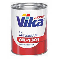 Акриловая эмаль Vika 0.85 кг 202 белая