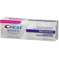Паста зубная Crest 3D White BRILLIANCE (116g) USA