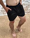 Плавательные шорты плавки черные мужские Аквамэн (Aquaman) от бренда ТУР размер S, M, L, XL, XXL, фото 2
