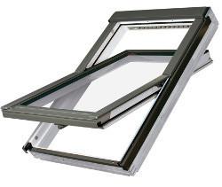 Мансардное окно FAKRO PTP-V U3 78х140 см