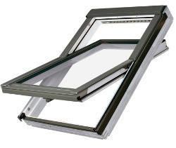 Мансардное окно FAKRO PTP-V U3 78х140 см, фото 2