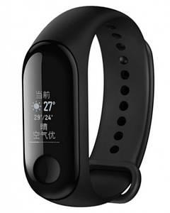 Фитнес браслет ORIGINAL Xiaomi Mi Band 3 Black