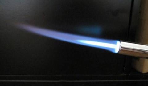 Газовая горелка с баллоном и пьезоподжигом Turbo Torch BS-600