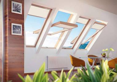 Мансардное окно FAKRO FTZ U2 78x118 см, фото 3