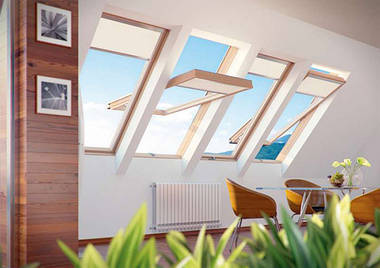 Мансардное окно FAKRO FTZ U2 78x98 см, фото 3