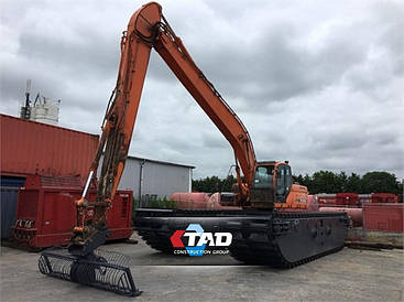 Экскаватор-амфмбия Doosan DX 225 LC Long Reach(2011 г.)