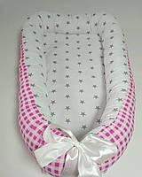 Гнездышко для новорожденного - матрасик сьемный Baby-Sleep
