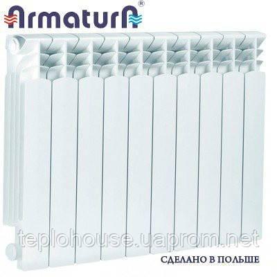 Алюминиевые радиаторы ARMATURA