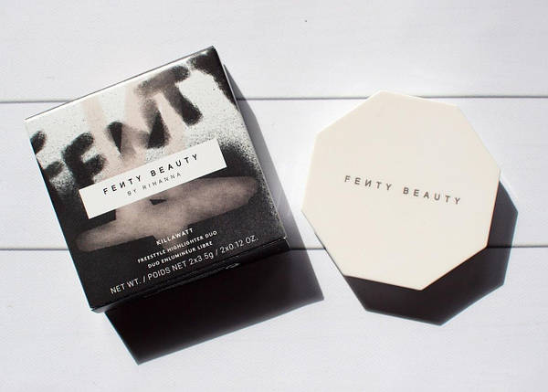 FENTY BEAUTY by Rihanna Killawatt Duo Enlumineur  Mean money + Hustla Baby, фото 2