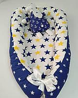 Гнездышко со сьемным матрасиком для новорожденного Baby-Sleep