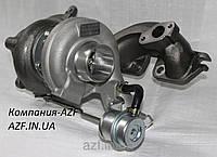Турбина GT2256MS (704136-5003S) ISUZU 4HG1-T,ISUZU NQR71,Автобус Богдан А-092,4.6TDI,