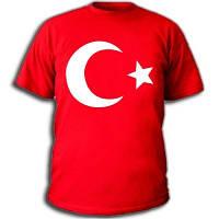"""Футболка с рисунком """"Турция"""""""