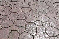 Комплект фасадной плитки Rocky Киевский каштан 0,36 м2 20 мм