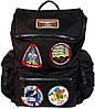 Оригинальный рюкзак Top Gun backpack with patches TGB1701 (Black)