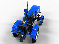 Мототрактор Garden Scout T24 LUX ( фреза+плуг)