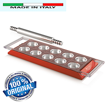Равиольница-пельменница Marcato Ravioli Tablet Rosso, Италия