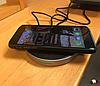 Беспроводная зарядка DESTEK для iPhone & Samsung (7.5W для iPhone X 8 8plus, 10W для S9+ S8 Note8), фото 5