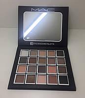 Палетка теней M.A.C Professional 3d Eye Shadows Palette (Мак Профешионал 3Д Шадов Палет), фото 1