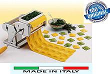 Пельменниця (равиольница) ручна Marcato Atlas 150 Roller Ravioli (машинка для ліплення пельменів), Італія