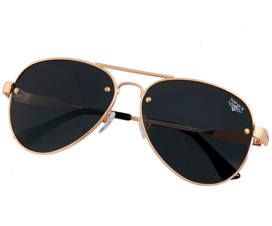 Поляризационные солнцезащитные очки Top Gun Polarized Aviator