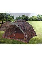 Походная однослойная двухместная палатка 2*2м