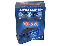 Фары доп. DLAA  111 BL/H3-12V-55W/129*46mm