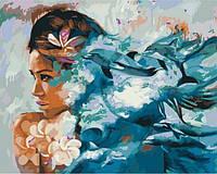 Картины по номерам 40×50 см. Танец души Художник Димитра Милан