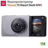 Видеорегистратор Xiaomi Yi Smart Dash WiFi Gray International Edition