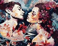 Раскраски для взрослых 40×50 см. Неразделимые  Художник Димитра Милан, фото 1